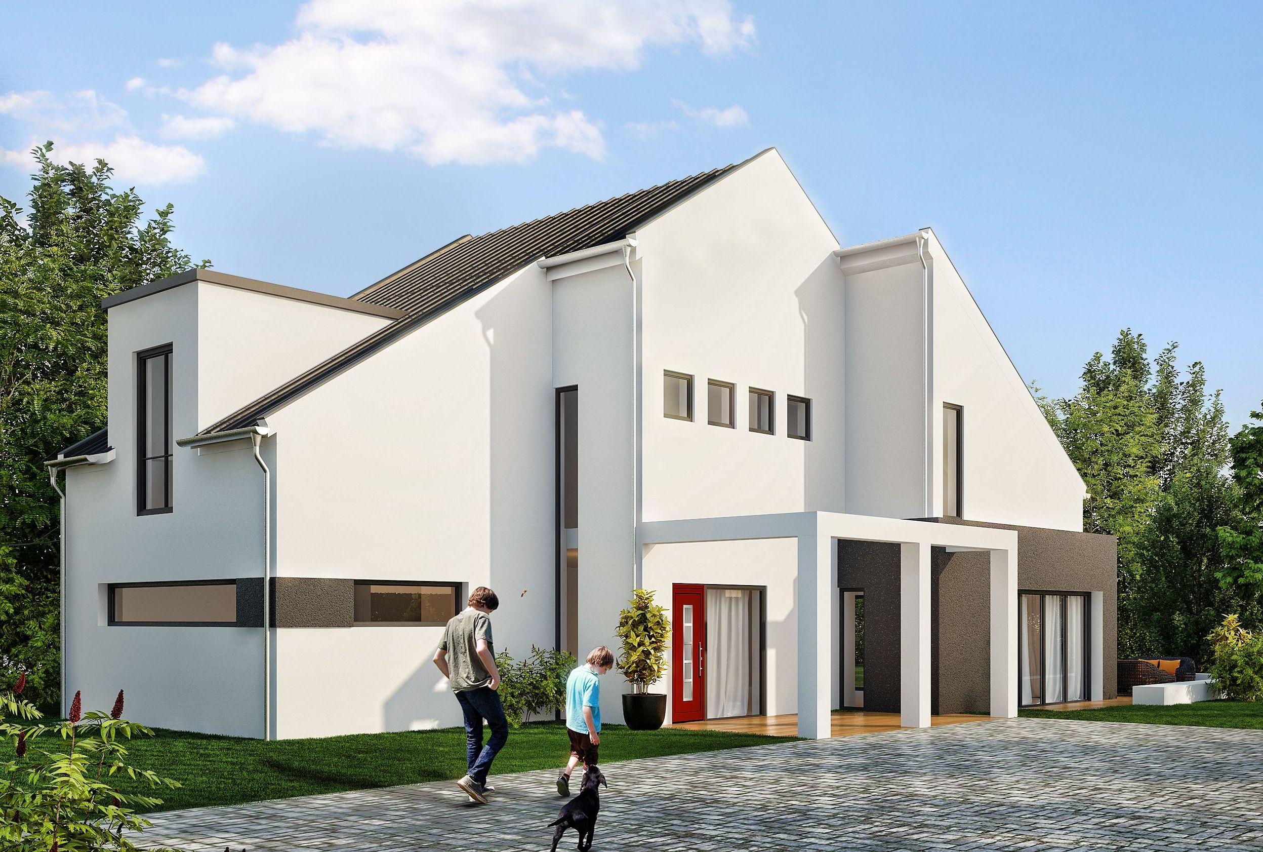 Freistehendes Architektenhaus in Alfter