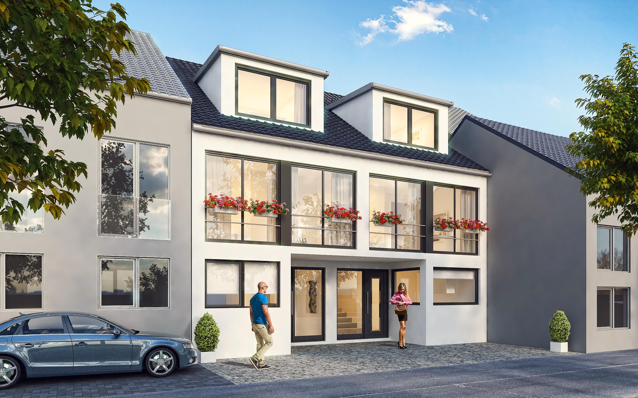 Neubau-Projektierung in Bonn | Bernd Schulz Immobilien