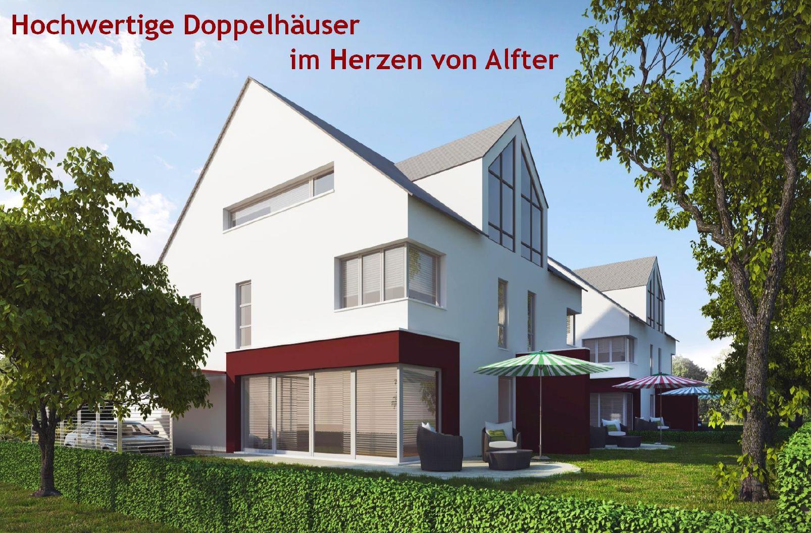 Doppelhaushälften in Alfter