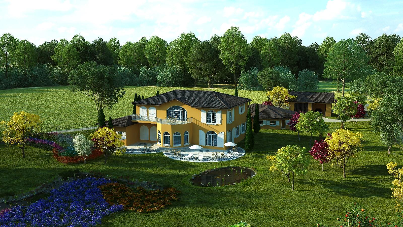 Villa in Ruppichteroth