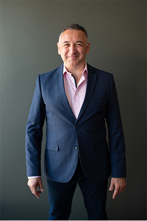 Teammitglied Yusuf Özkan