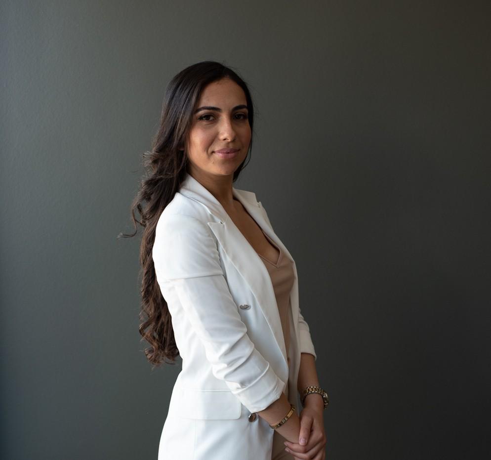 Teammitglied Khadija Belmustapha