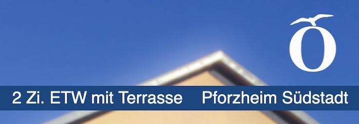 2 Zimmer Eigentumswohnung Pforzheim Südstadt kaufen Immobilie