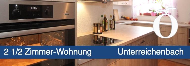 2 1/2 Zimmer Wohnung mit 2 Balkonen in Unterrreichenbach vor den Toren von Pforzheim