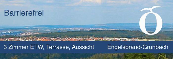 Barrierefreie 3 Zimmer Eigentumswohnung Engelsbrand Grunbach