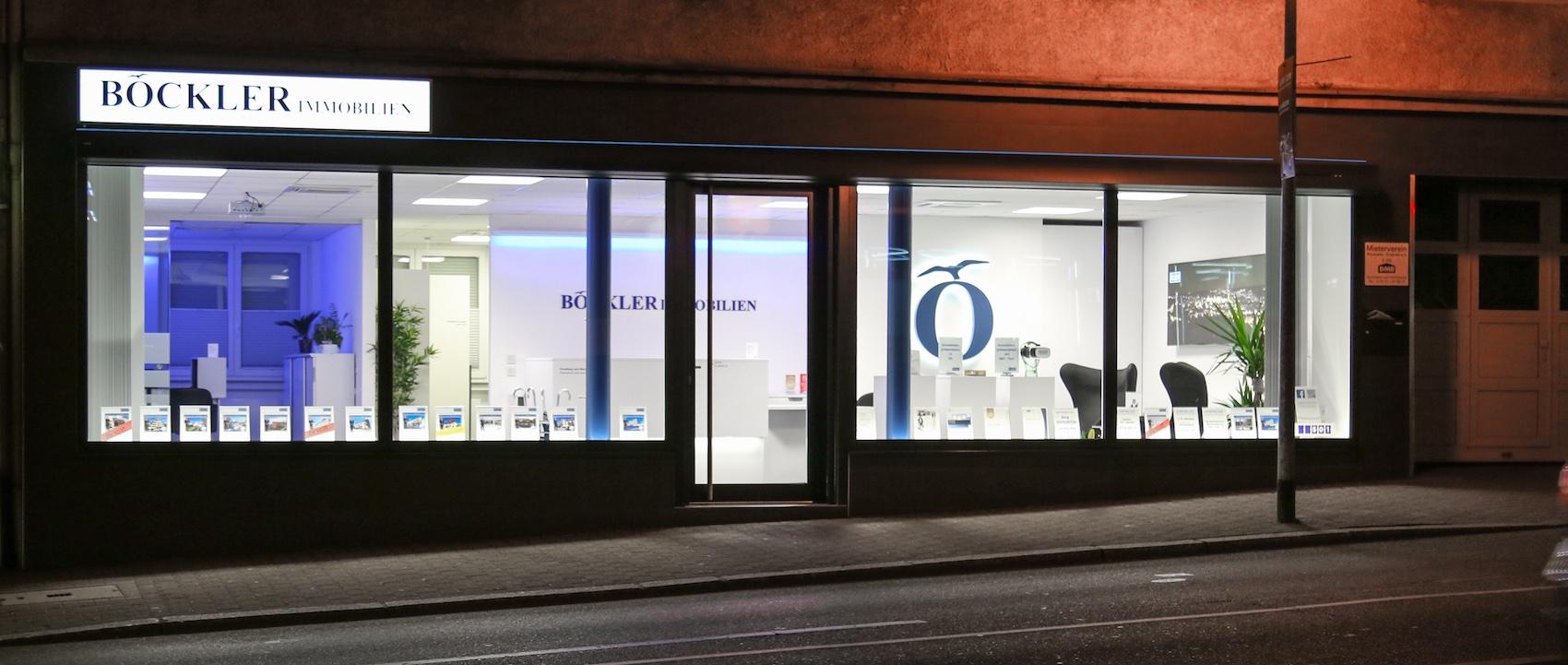 Böckler Immobilien Pforzheim KundenCenter