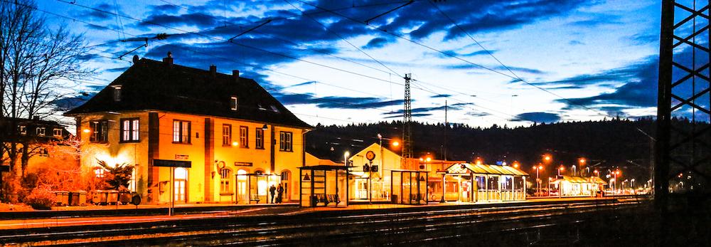 S-Bahnhof Remchingen