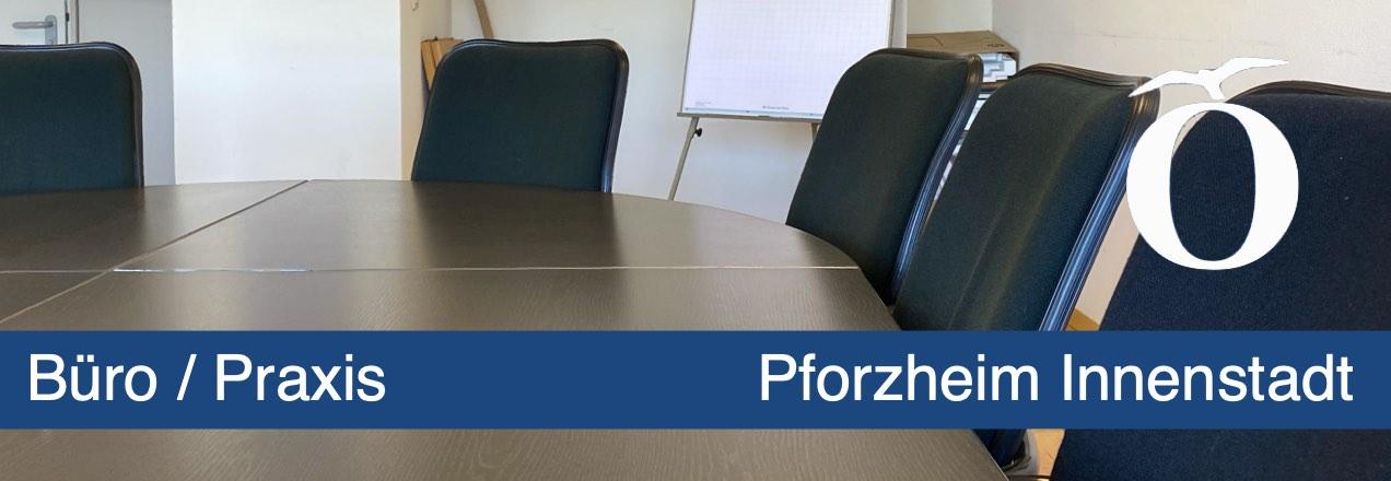 Büro- / Praxisräume Pforzheim Innenstadt Erstbezug nach Komplettsanierung