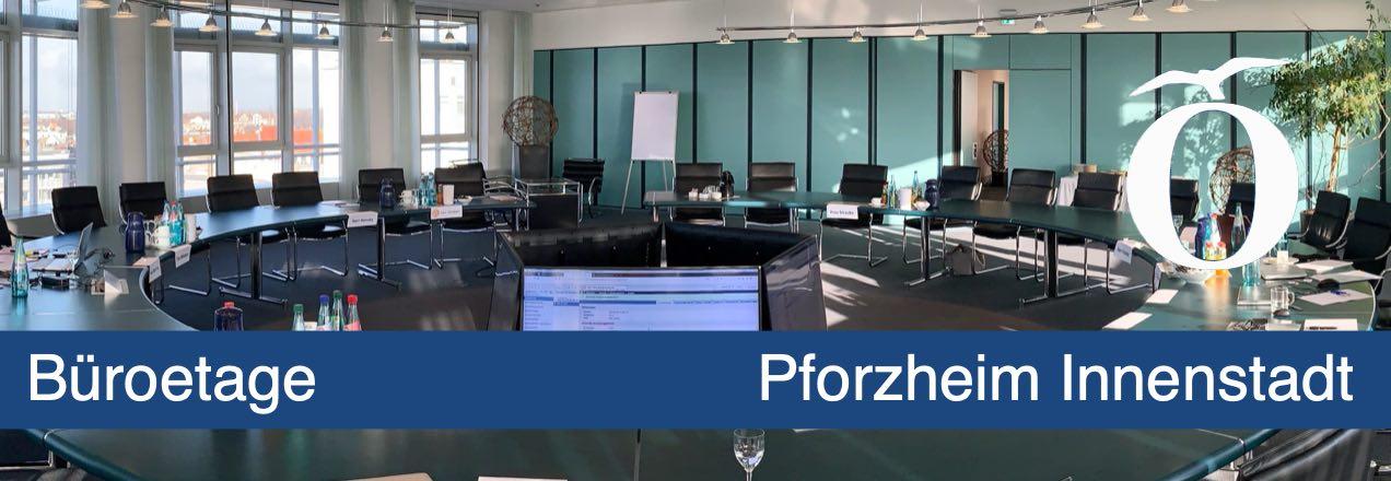 Büroetage Pforzheim Innenstadt