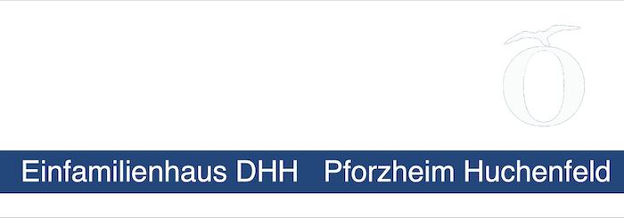 Einfamilienhaus Doppelhaushäflte Pforzheim Huchenfeld