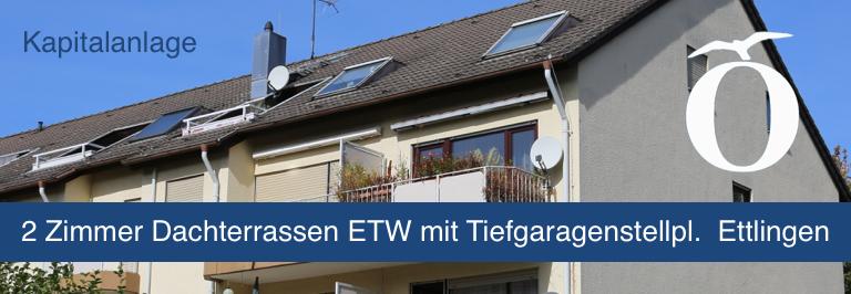 Eigentumswohnung zur Kapitalalage in Immobilien in Ettlingen