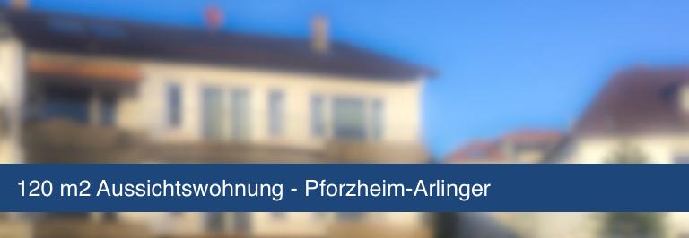 Eigentumswohnung in Pforzheim-Arlinger