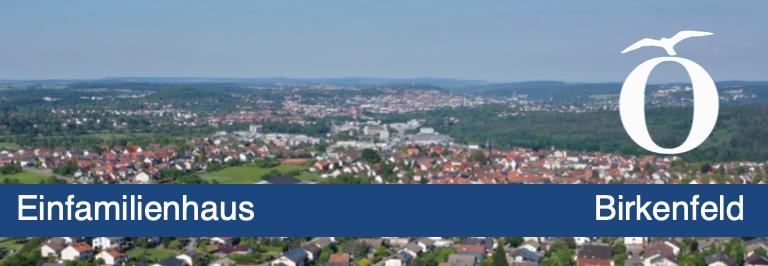 Einfamilienhaus Doppelhaushälfte Birkenfeld Enzkreis bei Pforzheim