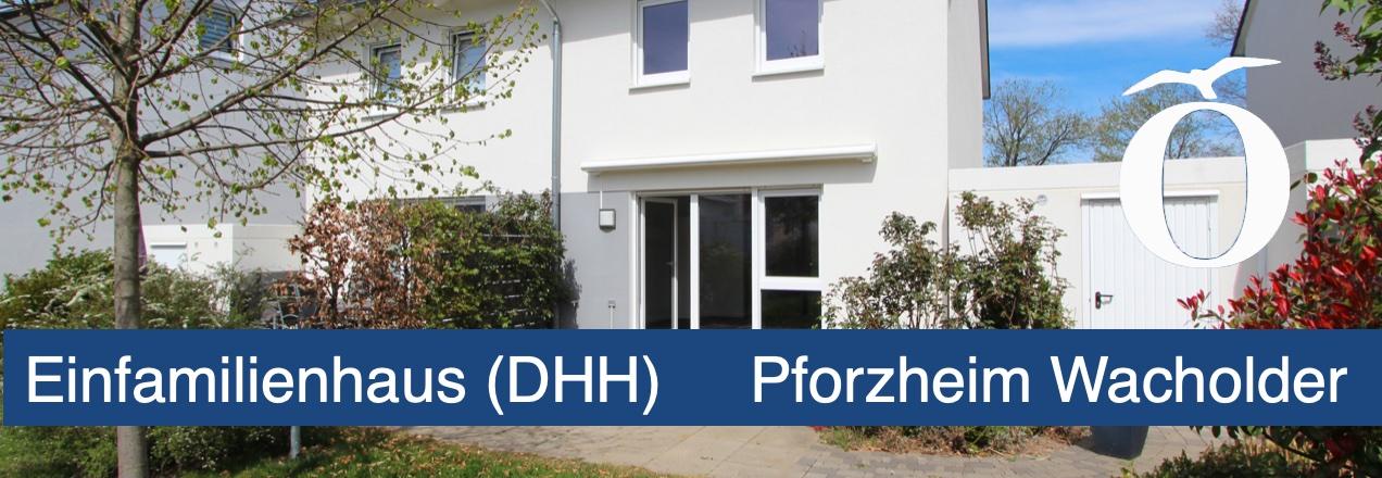 Einfamilienhaus mit Einbauküche zur Miete in Pforzheim