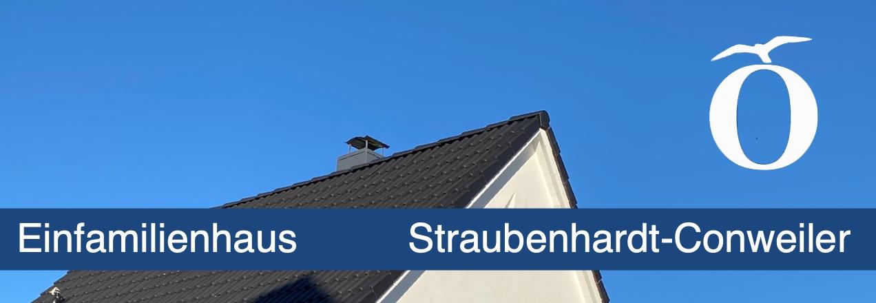 Freistehendes Einfamilienhaus Straubenhardt Conweiler Enzkreis Erstbezug nach Neuausbau