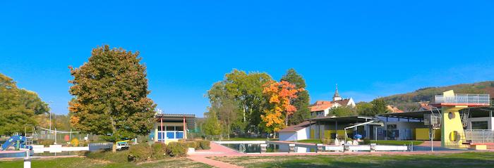 Freibad Niefern