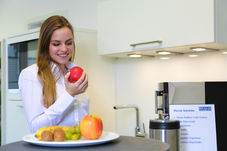 Man ist was man ist - gesunde Ernährung bei Böckler Immobilien in Pforzheim
