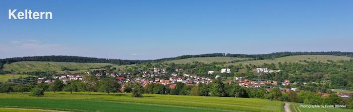 Keltern im Enzkreis bei Pforzheim
