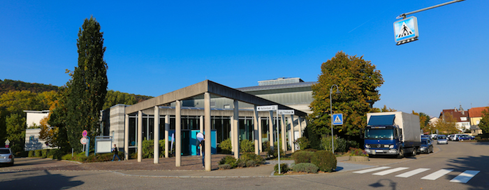 Kirnbachhalle Niefern mit Ameliussaal