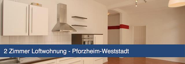 Loft in Pforzheim-Weststadt