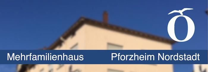 Mehrfamilienhaus Immobilien Renditeobjekt Pforzheim Nordstadt