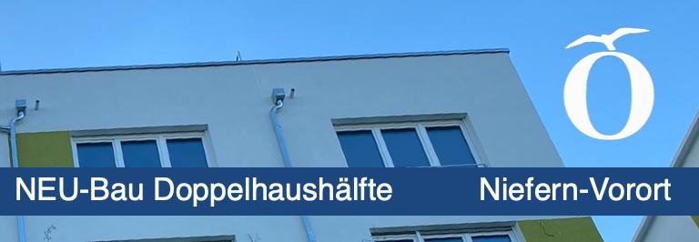 Neubau Doppelhaushälfte Niefern Öschelbronn Vorort