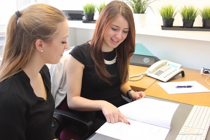 Teamgeist bei Böckler Immobilien in Pforzheim wird gelebt; nicht nur in der Ausbildung