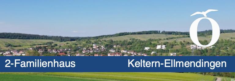 Zweifamilienhaus Keltern Ellmendingen Immobilienmakler Pforzheim