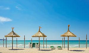 Strand El Arenal Mallorca