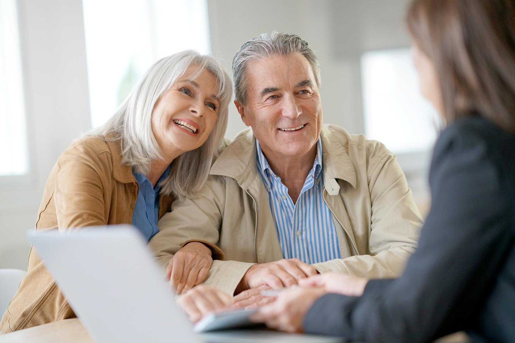 Was passiert mit Ihrer Immobilie im Alter?