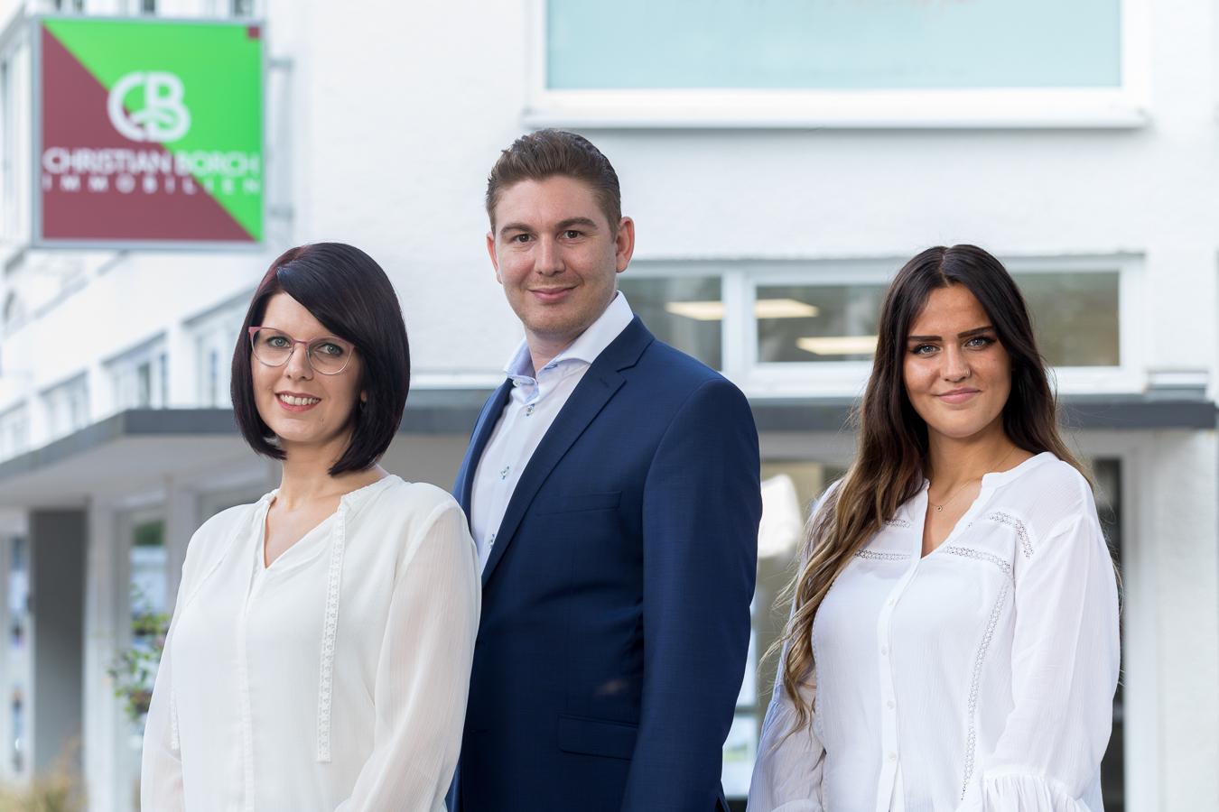 Unser Team für den Immobilienverkauf