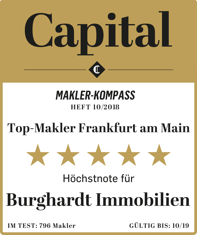 TOP 3 Maklerunternehmen in Frankfurt am Main