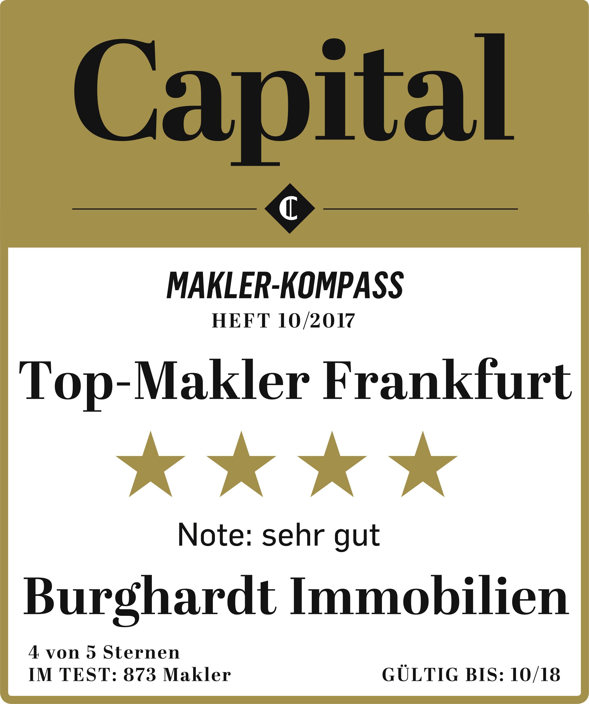 TOP 5 Makler in Frankfurt am Main