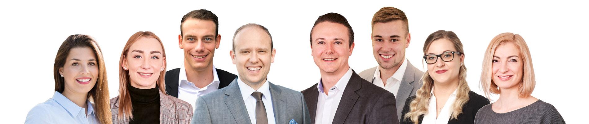 Das Team der albfinanz GmbH Reutlingen stellt sich vor - Ihr unabhängiges Profimaklerteam.