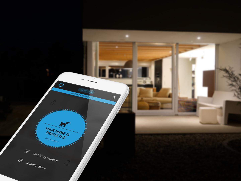 Smartphone App für die Immobilie Mönchengladbach