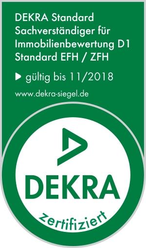 Arno Carstensen zertifizierter Sachverständiger für Immobilienbewertung D1