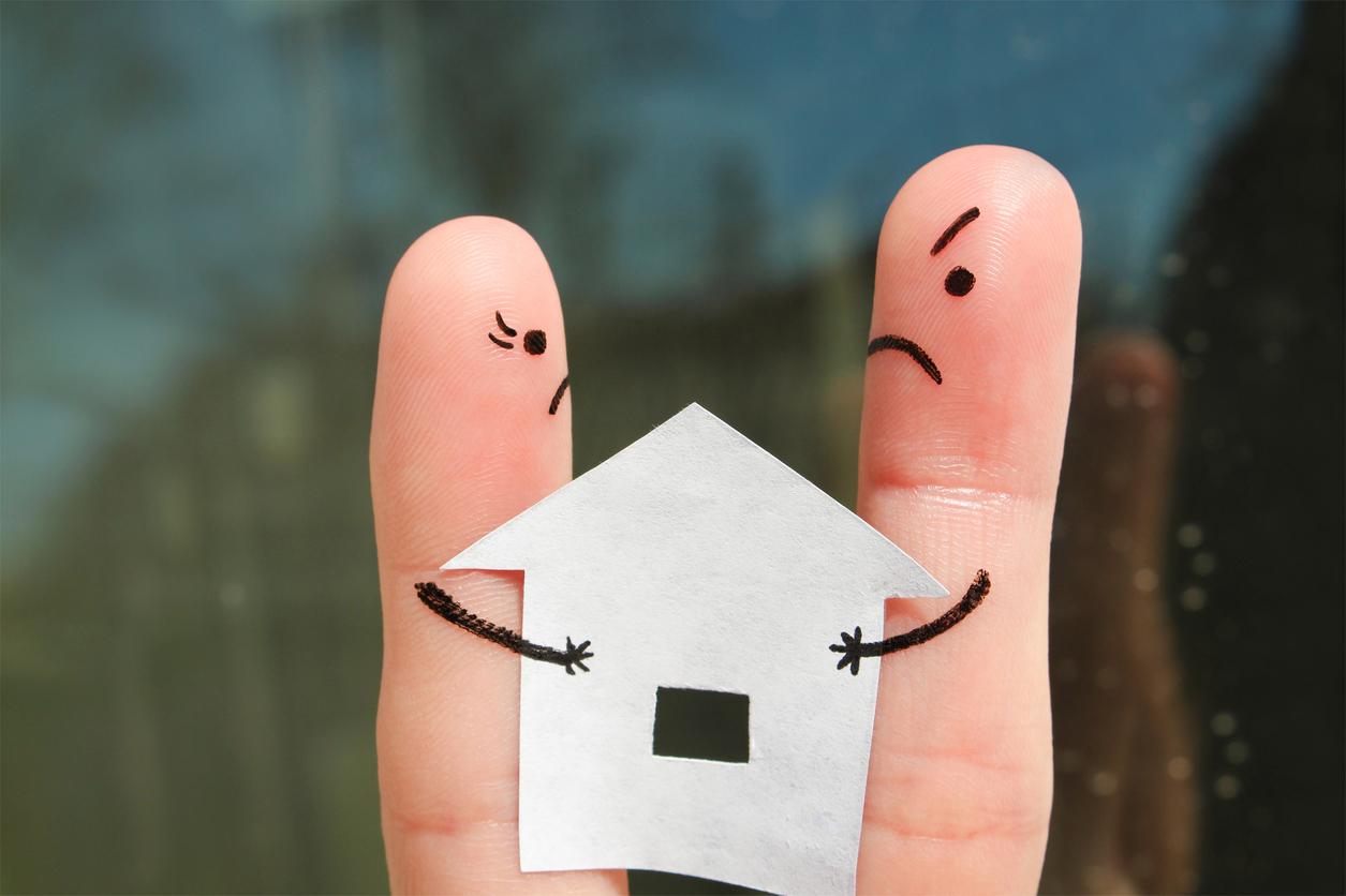 Scheidung Immobilie Grundbuch