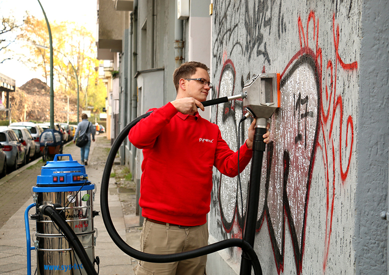 Graffiti entfernen Mönchengladbach