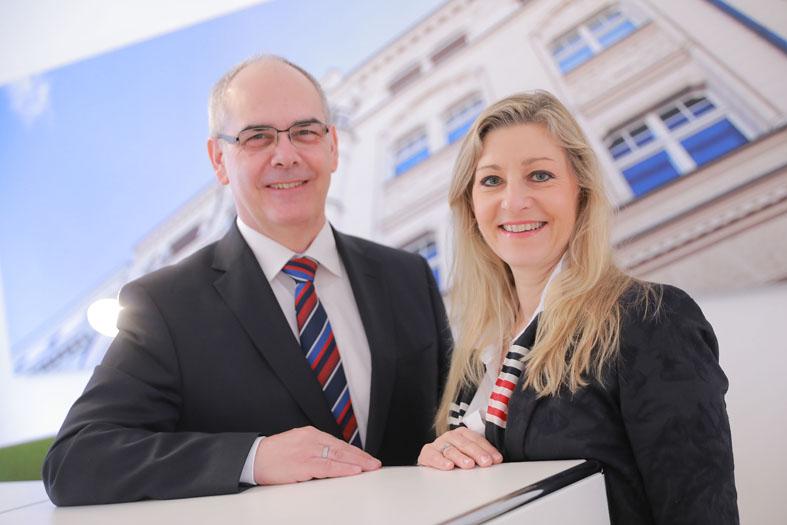 Birgit und Arno Carstensen