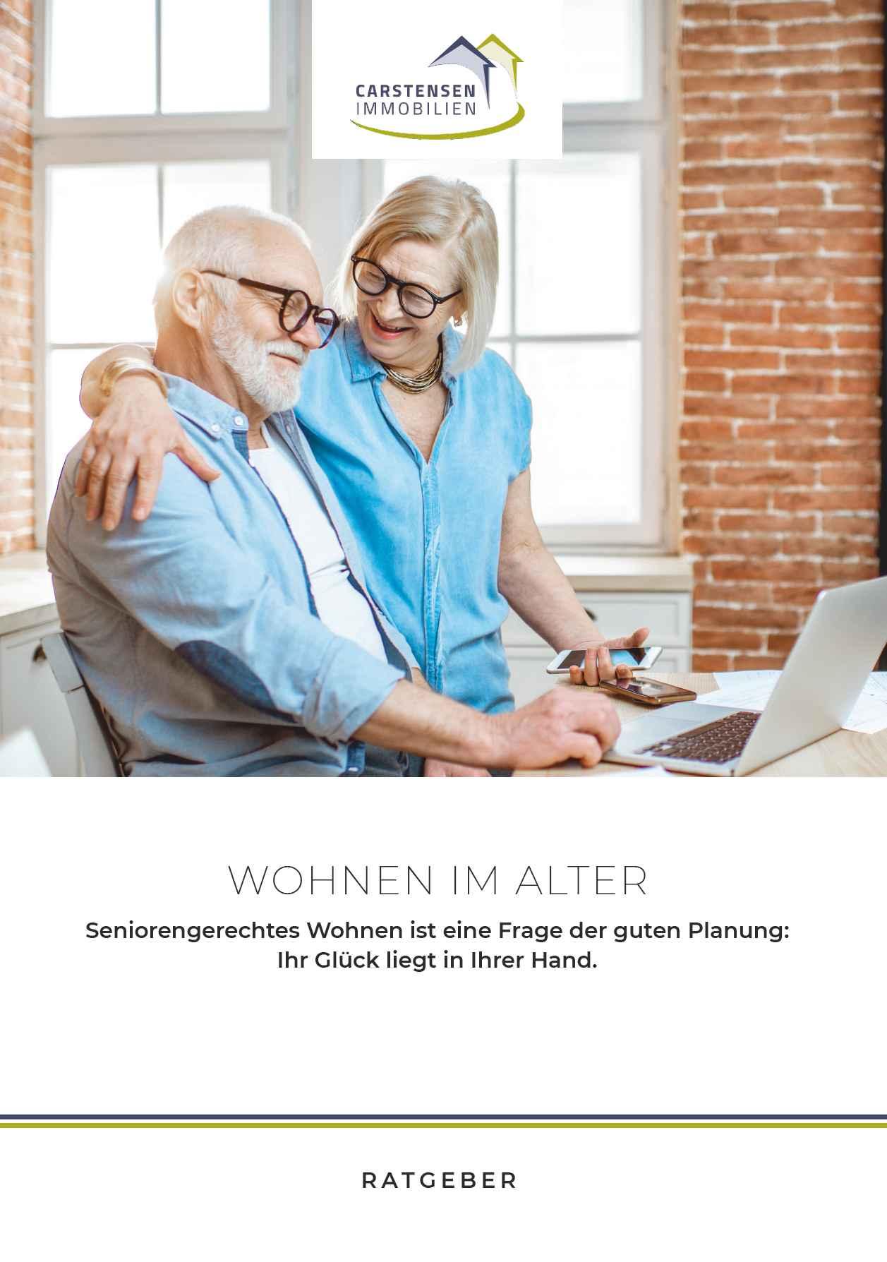 Ratgeber Immobilie im Alter