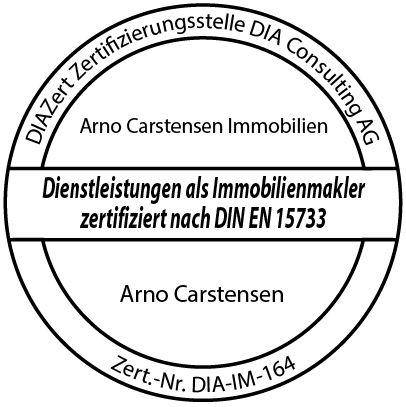 Zertifizierter Immobilienmakler Carstensen