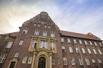 Gerichtsgebäude in Moers