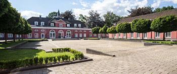 Schloss in Oberhausen
