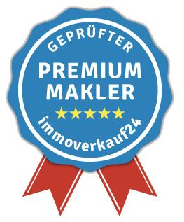 Geprüfter Premium Makler - immoverkauf24
