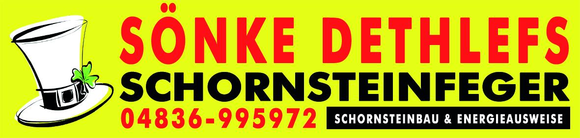 Sönke Dethlefs Schornsteinfeger Logo