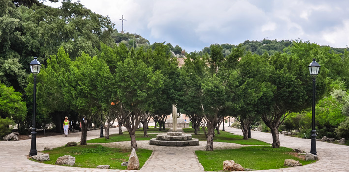 Park in Palma