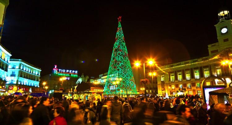 Spanien Weihnachten die schönsten weihnachtsmärkte in spanien