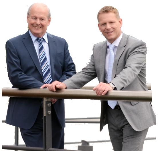 Thomas Dörnhoff und Klaus Dörnhoff, zwei Immobilienmakler