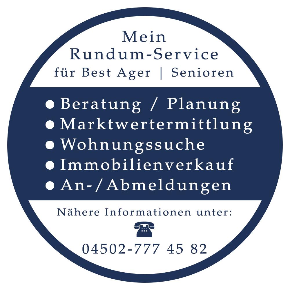 Mein Immobilien Rundum-Service für Best Ager | Senioren - Dominic Wolf Immobilien