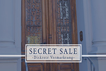 DOMINIC WOLF IMMOBILIEN - Diskrete Vermarktung | Secret Sale